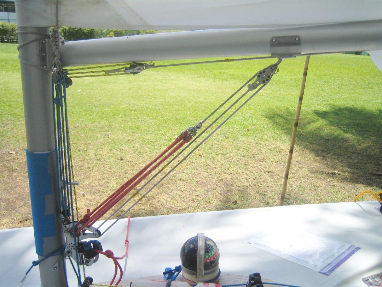 Laser Rigging